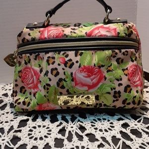 Betsy Johnson Make up Bag